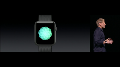 watchOS breathe Apple WWDC