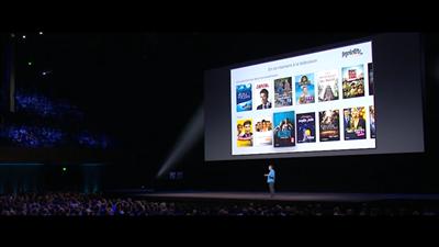 apple tv WWDC Apple