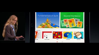 Swift Playgrounds Apple WWDC