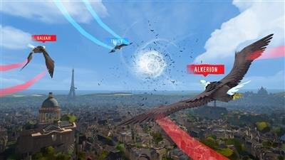 Eagle Flight Ubi E3