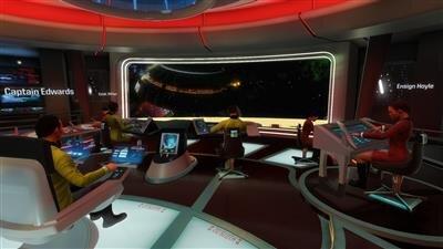 Star Trek VR Ubi E3