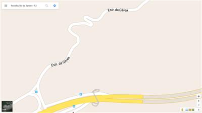 Google Fevelas Rio