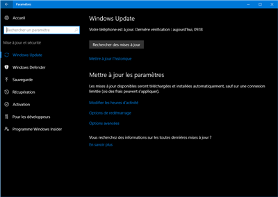 windows 10 1607 update