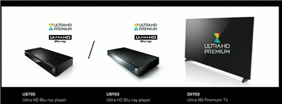 Panasonic Lecteur Ultra HD Blu-ray DMP-UB700