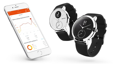Withings HR montre