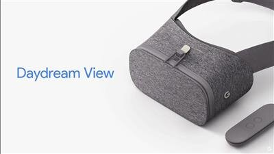 google conférence pixel daydream