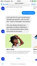 messenger ebay