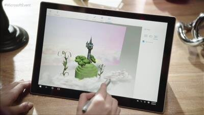 Windows 10 Creators Update 3D
