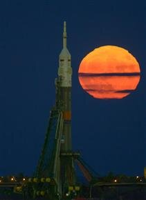 NASA Super lune