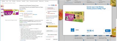 Amazon Dash Comparaison Leclerc