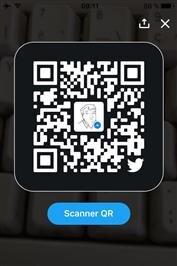 Twitter QR Code
