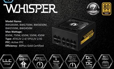 BitFenix Whisper M