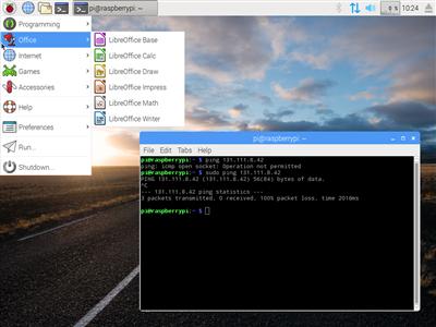 PIXEL Debian x86