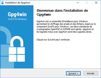 GPG4Win 3.x