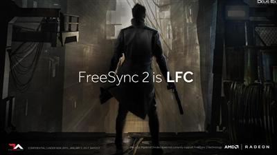 AMD FreeSync 2