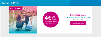 Bouygues Telecom Exclu web