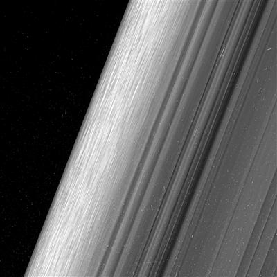 Cassini Saturne