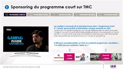 TF1 E-sport