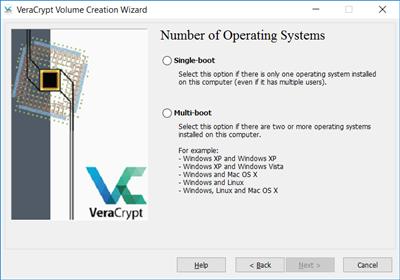 VeraCrypt Chiffrement Disque