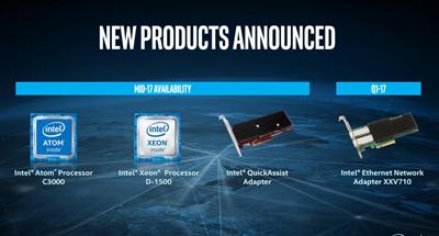 Intel MWC 4G 5G