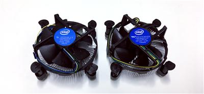 Entrée de gamme Kaby Lake Intel
