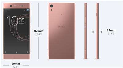 Sony XZ XA1 Ultra