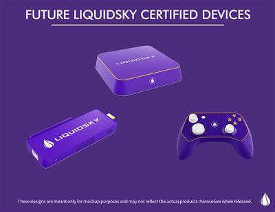 LiquidSky CES