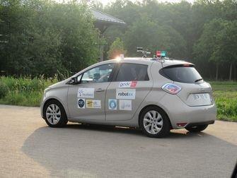 Renault voitures autonomes