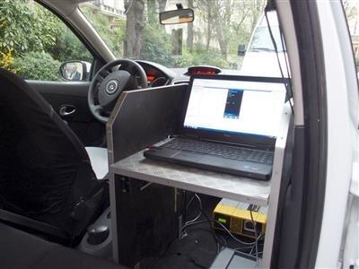 QoSi Arcep couverture 2G voiture