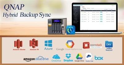 QNAP Hybrid Backup Sync
