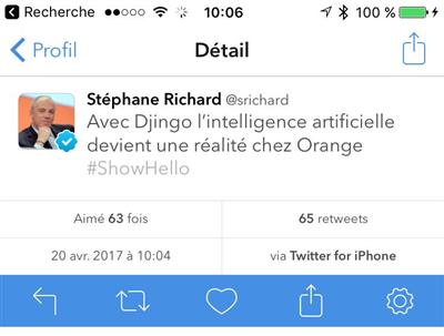 Orange Djingo Fail