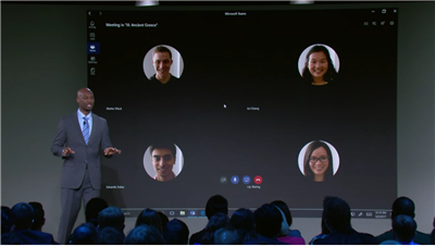 Microsoft Education Mai 2017 Teams