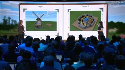 Microsoft Education Mai 2017 Minecraft