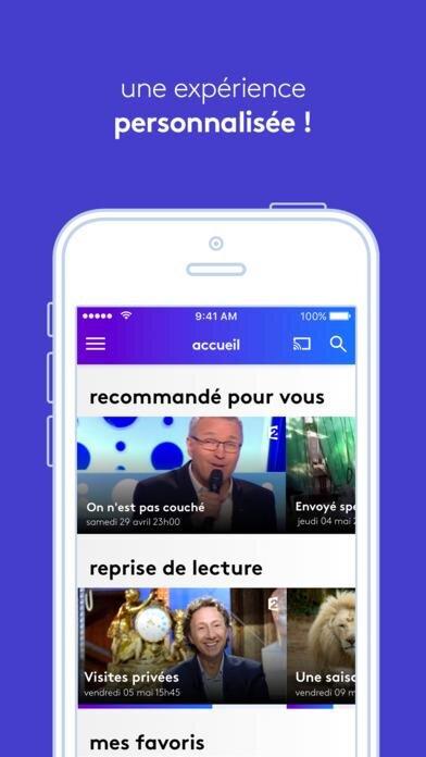 france.tv iOS
