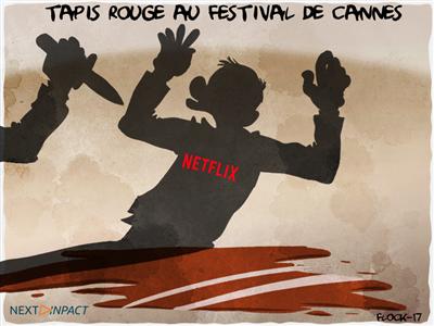 Au Festival de Cannes, les films de Netflix relancent le débat sur la chronologie des médias