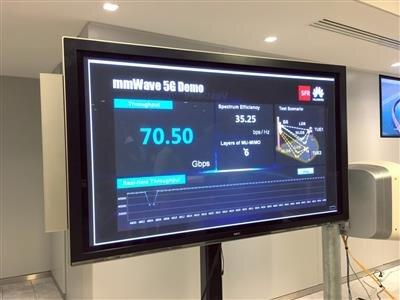 SFR Huawei 5G
