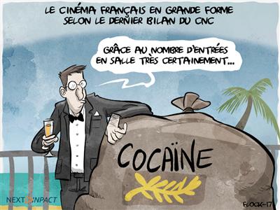 Le cinéma français ne connaît pas la crise selon le dernier bilan du CNC