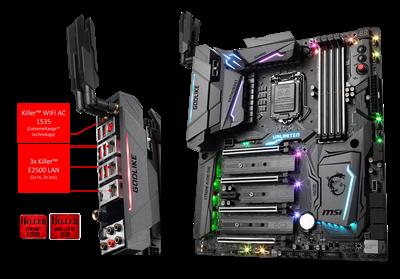 MSI Z270 GodLike Gaming