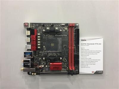 ASRock X370 Gaming-ITX/AC