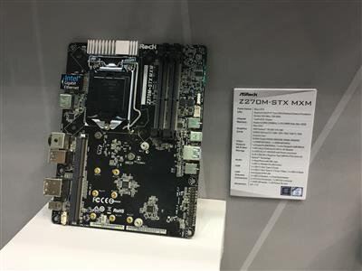Micro STX Computex 2017