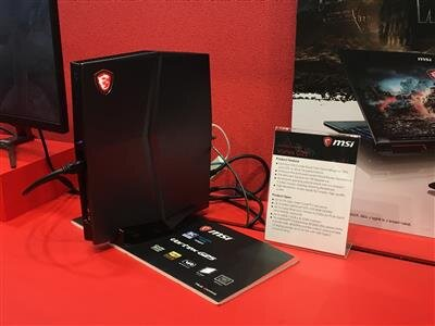 MSI Computex Vortex G25