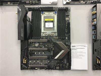 ARSOck X399 Computex