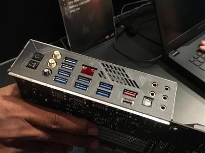 ASUS X399 Zenith Extreme Computex