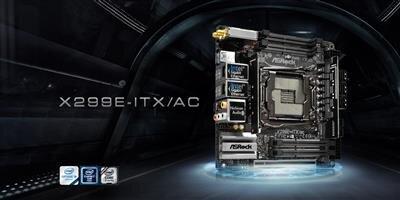 X299E-ITX/AC ASRock