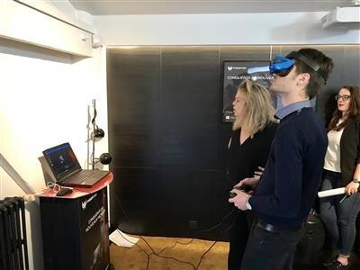 casque acer réalité virtuelle mixte