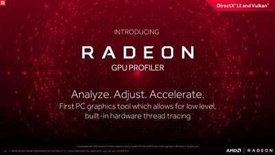 AMD Radeon Crimson Relive 17.7.2 Développeurs