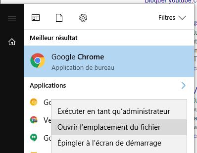 Chrome Couper le son