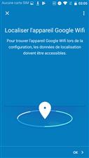 Google Wifi Installation