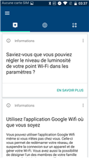 Google Wifi Informations