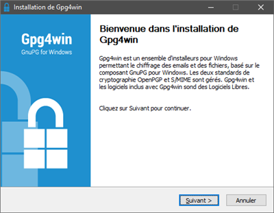 Gpg4win 3.0